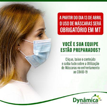 POP - UTILIZAÇÃO DE MÁSCARAS PARA O ENFRENTAMENTO DA COVID-19