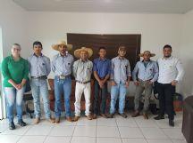 EMPRESA: DARCY GETÚLIO FERRARIN - FAZENDA SANTA MARIA DA AMAZÔNIA ( EQUIPE PECUÁRIA).